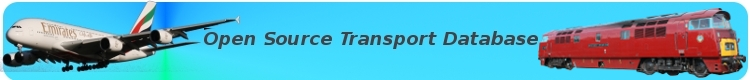 Open Source Transport Database
